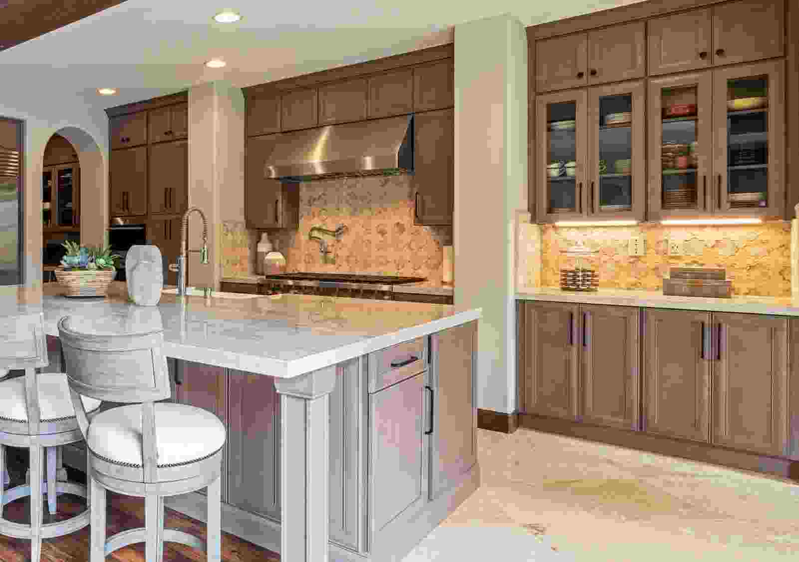 Choosing The Best Taupe Paints For Your Kitchen Cabinets Thehuffposts